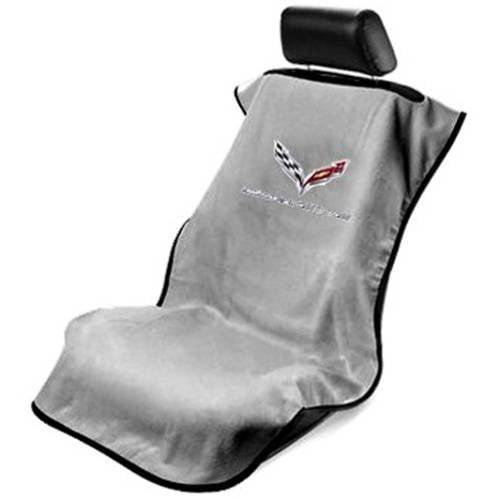 SeatArmour Corvette C7 Grey Seat Armour
