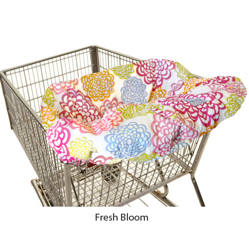 Ritzy Sitzy Shopping Cart & High Chair Cover - Fresh Bloom