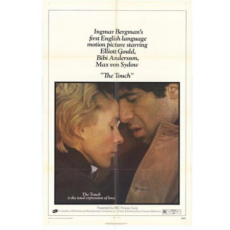 Posterazzi MOVCH7270 The Touch Movie Poster - 27 x 40 in. - image 1 of 1
