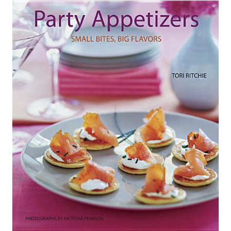 Party Appetizers - eBook - Oscar Party Appetizers