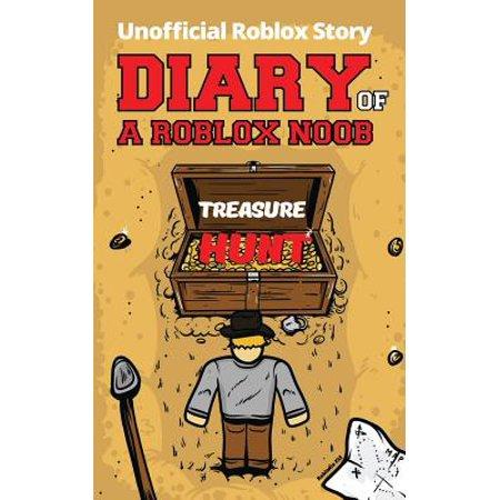 Diary of a Roblox Noob : Treasure (Treasure Hut)