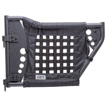 BODY ARMOR 4X4 JK-6140 07-14 JK WRANGLER UNLIMITED GEN 3 TRAIL DOORS JK REAR, MADE IN USA - Jeep Wrangler Body Armor