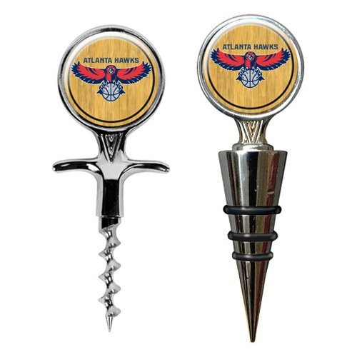 Great American NBA Cork Screw and Wine Bottle Topper