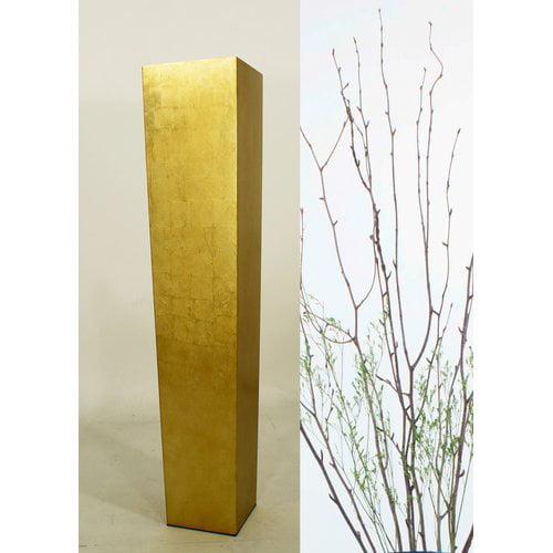 Bungalow Rose Amir Tapered Tall Floor Vase