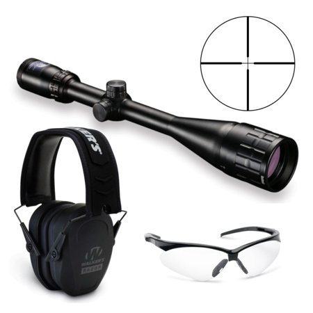 Bushnell Banner Dusk & Dawn 6-18x50mm Multi-X Reticle AO Riflescope & Range