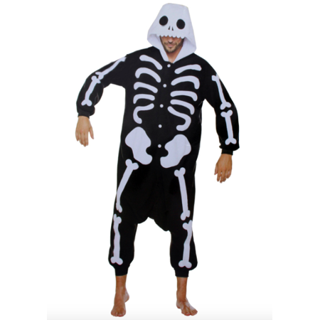 Scary Halloween Limericks (Halloween Wholesalers Scary Skeleton Costume -)