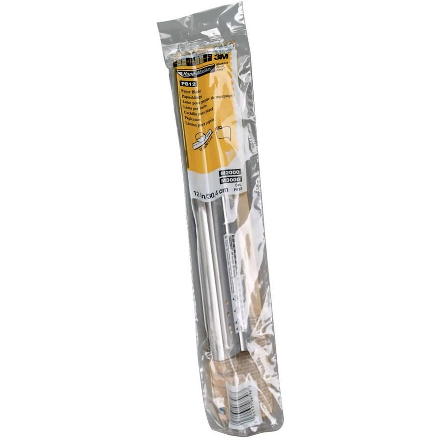 "3M PB12 12"" Hand-Masking Paper Blade"
