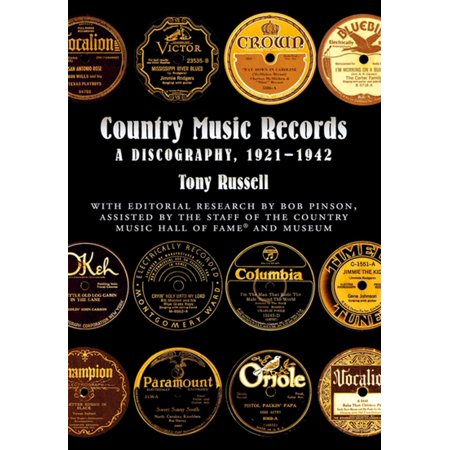 Country Music Records - eBook ()