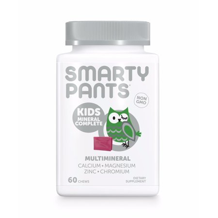 SmartyPants Kids Mineral Complete Soft Chews, 60