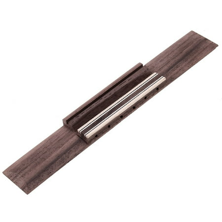 - Rosewood Classical Guitar Bridge