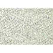 ANDERSEN 02210620420070 Waterhog Fashion(TM)Mat, White, 4 x 20 ft.