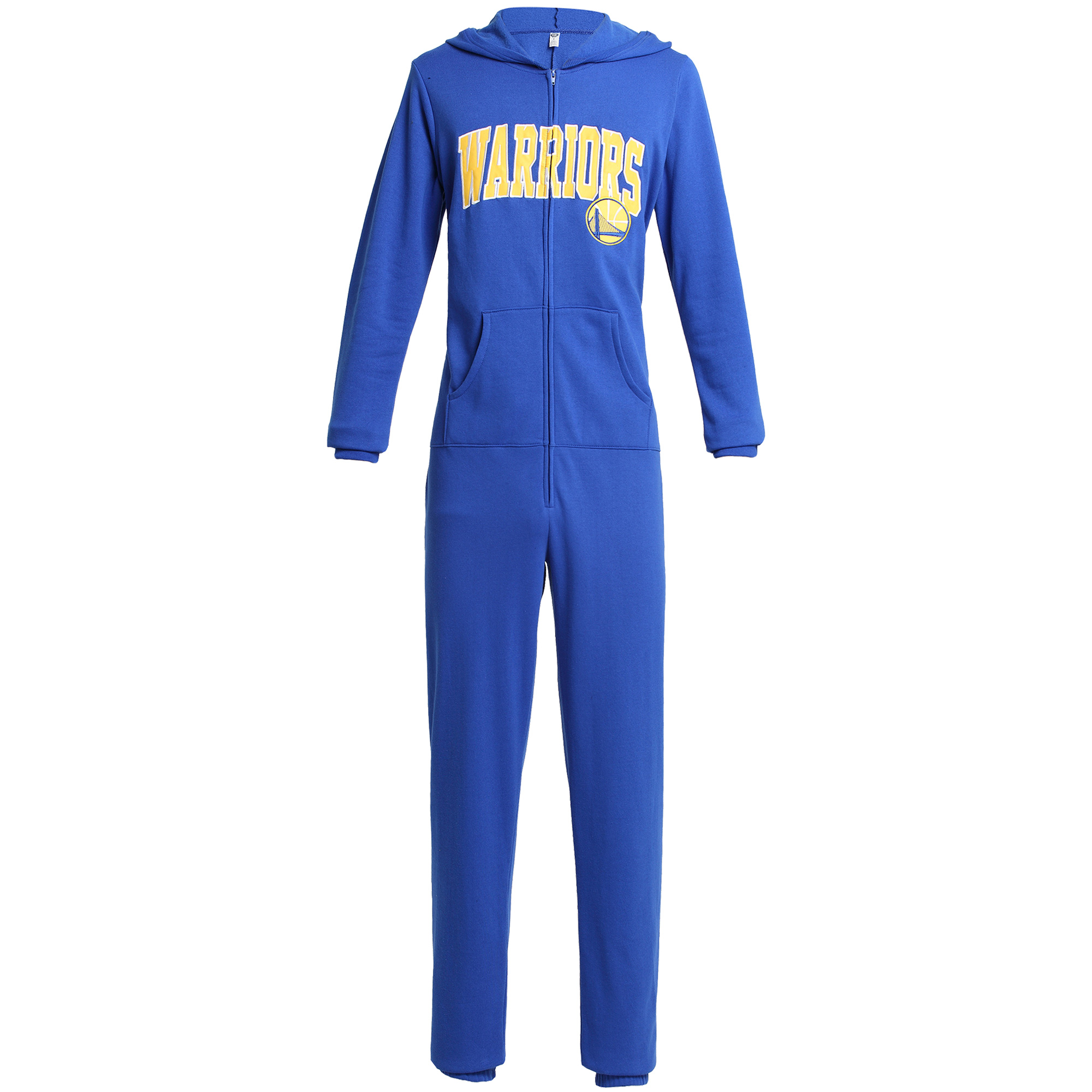 Golden State Warriors Concepts Sport Forefront Union Suit Pajamas - Royal
