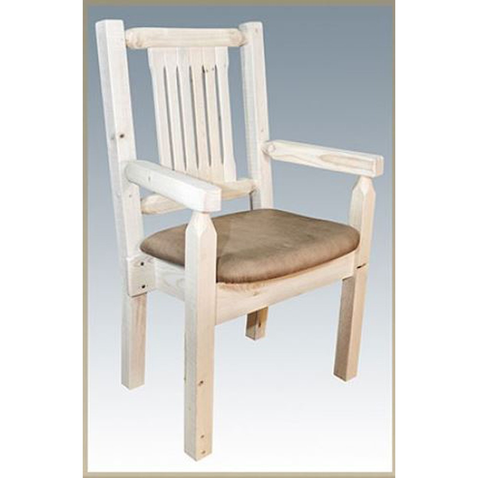Montana Woodworks Homestead Captains Chair