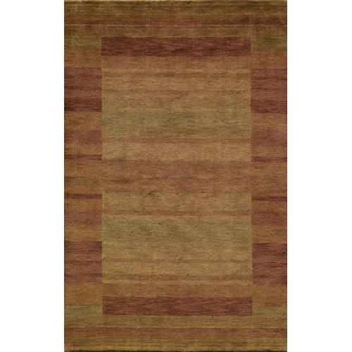 Momeni Gramercy Rust/Light Green Area Rug