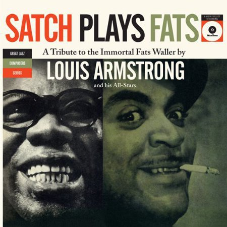 Satch Plays Fats (Vinyl) (Satch Plays Fats The Music Of Fats Waller)