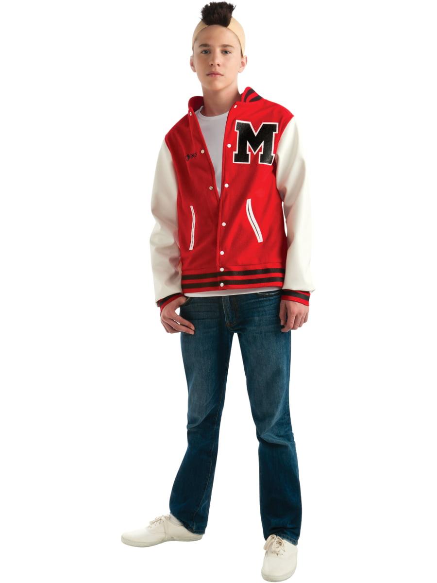 Puck Glee Football Player Teen Halloween Costume   One Size