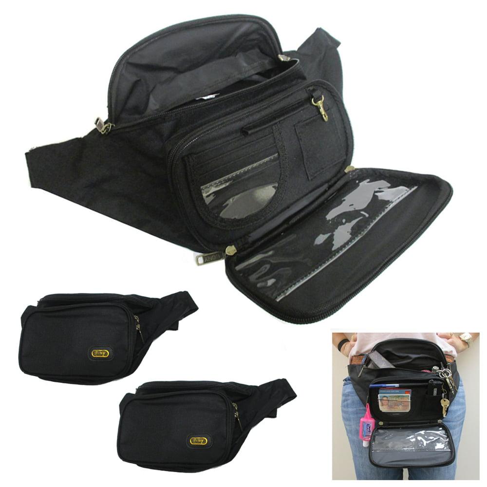 Bird Cage Sport Waist Bag Fanny Pack Adjustable For Hike