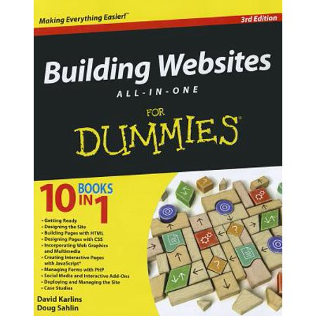 Building Websites All-In-One for Dummies - Craft Website