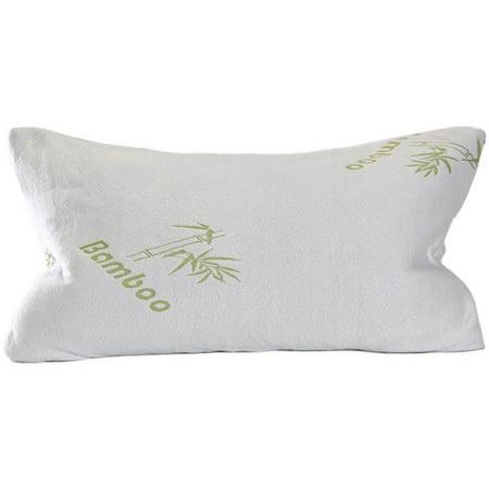 Premium Shredded Memory Foam Bamboo Pillow With Inner