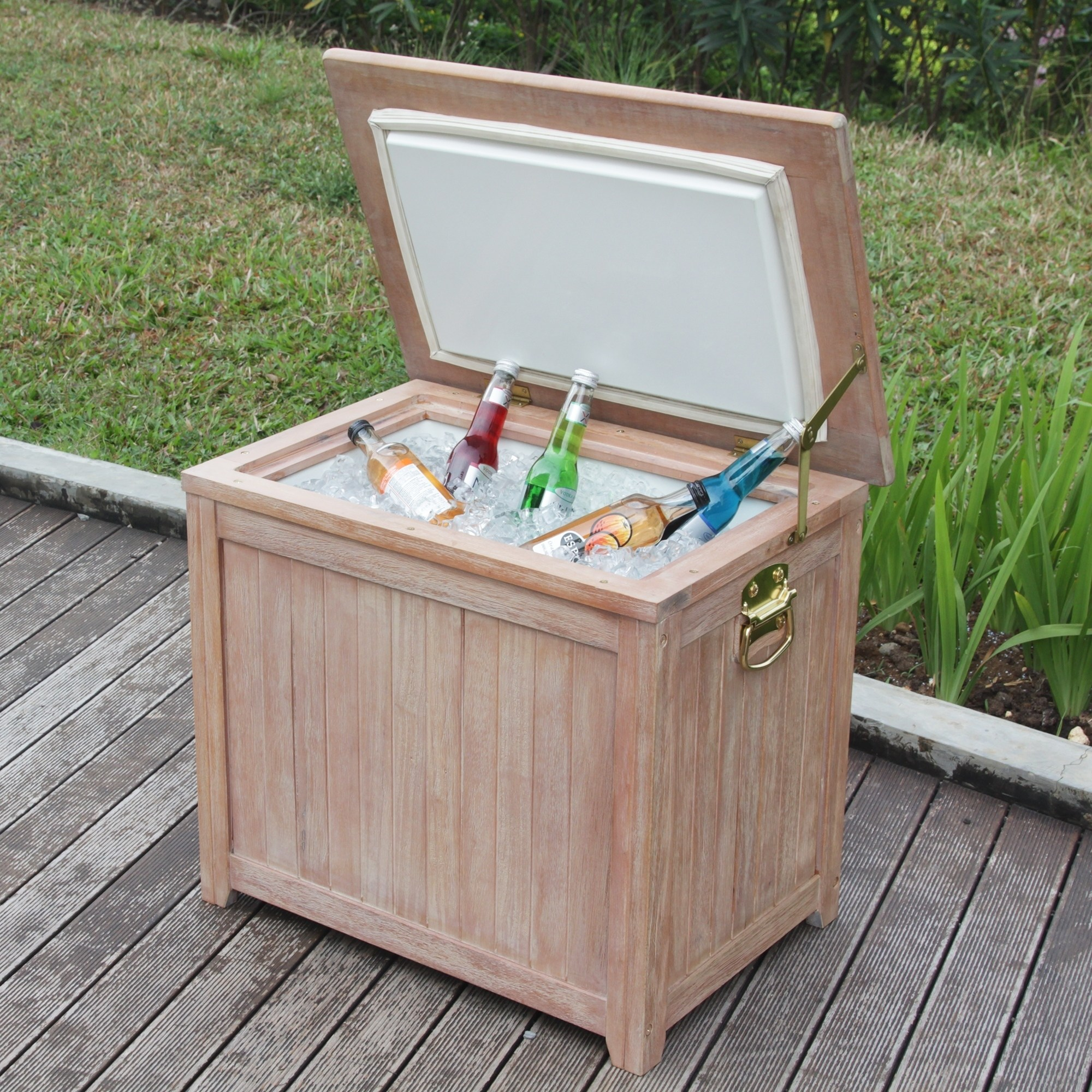 Cambridge Casual  Astoria Mahogany Cooler Box