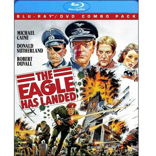 The Eagle Has Landed (Collectors Edition) (Blu-ray + DVD) (Widescreen)