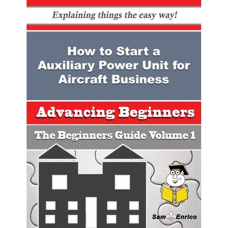 How to Start a Auxiliary Power Unit for Aircraft Business (Beginners Guide) - (Cost To Start A Storage Unit Business)