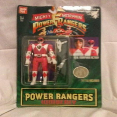 Mighty Morphin Power Rangers Auto Morphin Kimberly Pink Power Ranger Action Figure - Pink Power Ranger Playboy