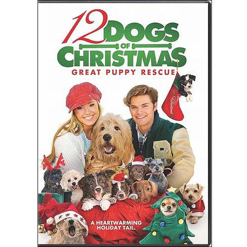 12 Dogs Of Christmas: Great Puppy Rescue (Anamorphic Widescreen)
