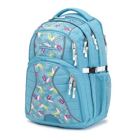 High Sierra Swerve Daypack TROPIC TEAL/TOUCAN/WHITE