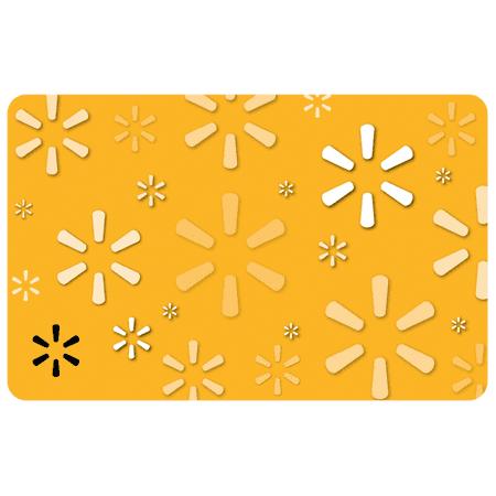 Floating Spark Walmart eGift Card