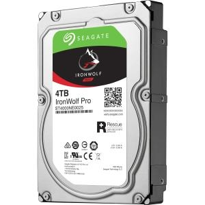 Seagate 4TB IRONWOLF PRO SATA 7200 RPM 128MB 3.5IN by Seagate