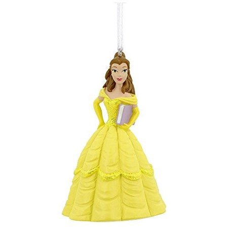 Belle The Princess (Disney Princess Hallmark BELLE Beauty and the Beast Christmas Tree Ornament 2016 Holiday)