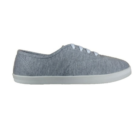 Time and Tru Women's Wide Width Casual Lace Up Shoe