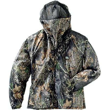 Shannon Outdoors Bug Tamer Parka W/Hood Breakup Xlarge - Lion Tamer Jacket