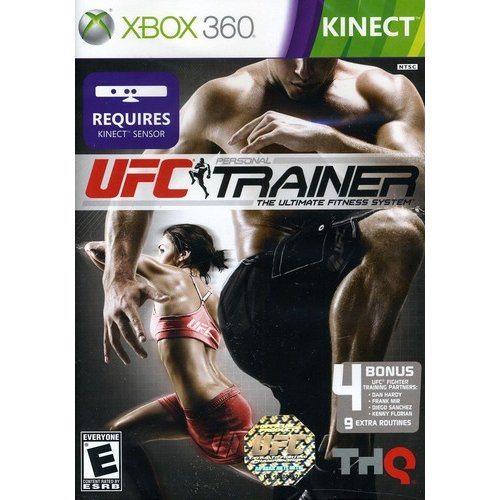 UFC Personal Trainer (Xbox 360)