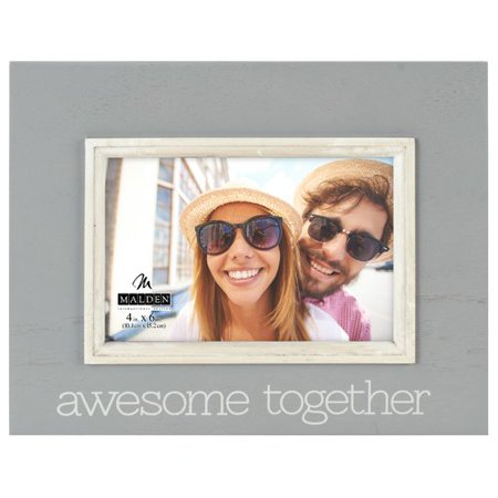 Malden Awesome Together Picture Frame