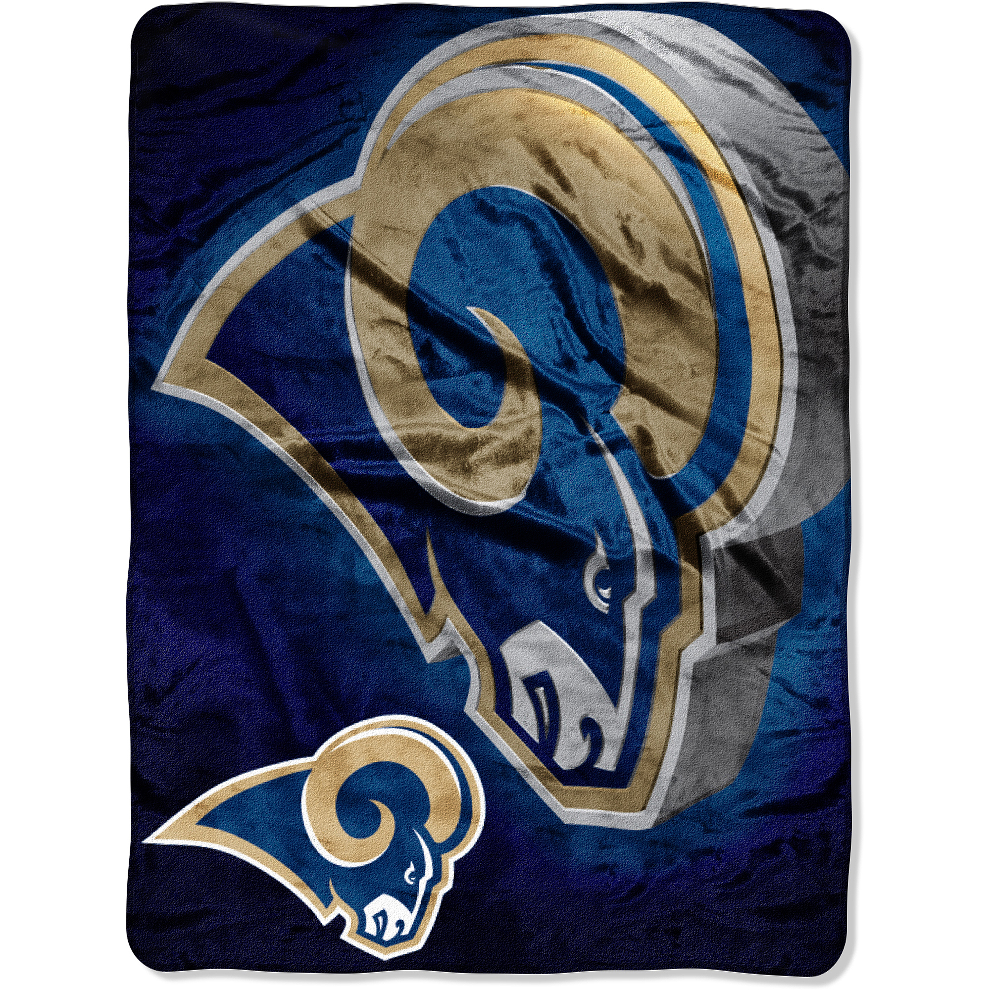 NFL Rams 60x80 Micro Raschel Blanket