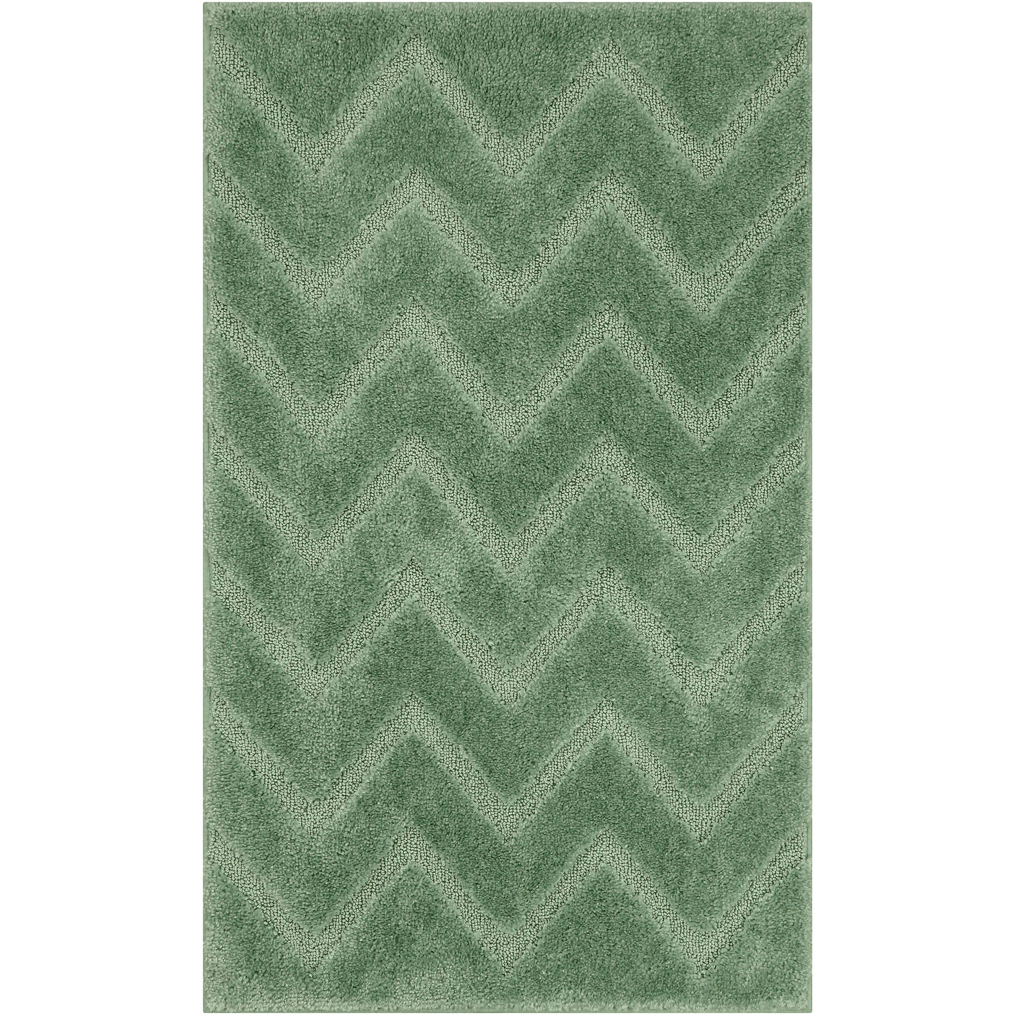 Better Homes and Gardens Extra Soft Chevron Bath Rug