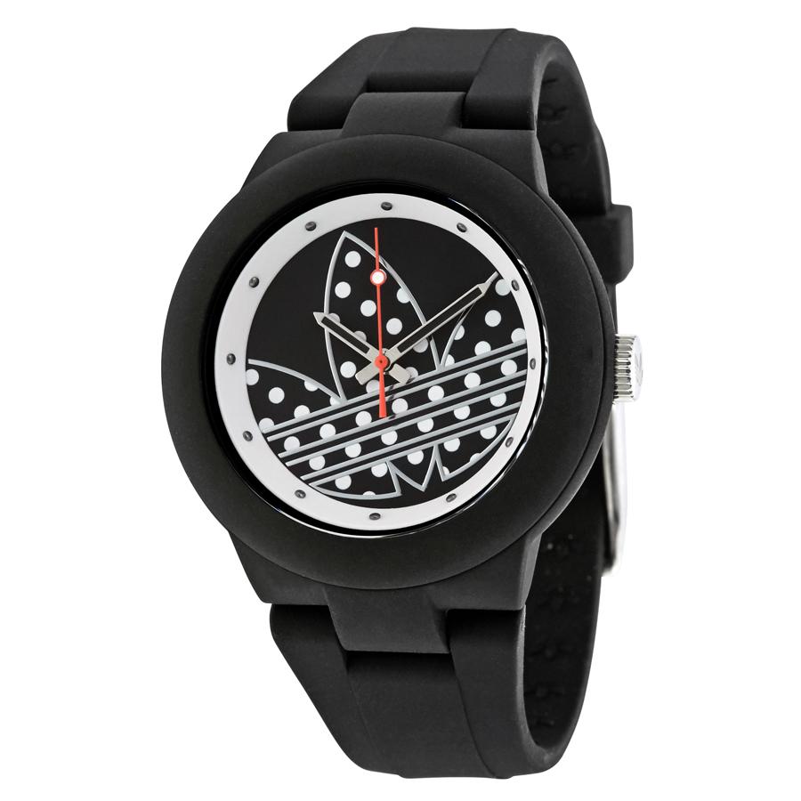 Adidas Aberdeen Silicone Women's Watch, ADH3050 by Adidas