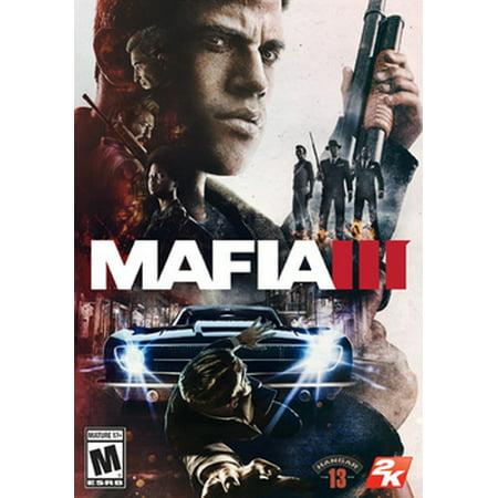 Mafia III, 2K, PC, 710425416675