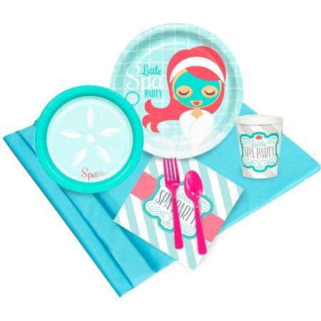 Little Spa Party 24 Party Pack