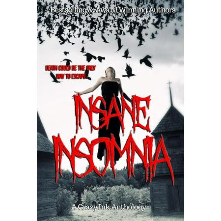 Insane Insomnia - eBook