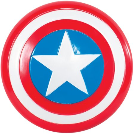 Child's Marvel Comics Captain America Toy Shield 12