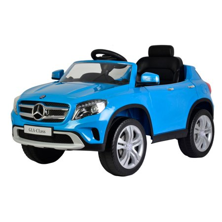 Best ride on cars mercedes motorized toy for Walmart mercedes benz toy car