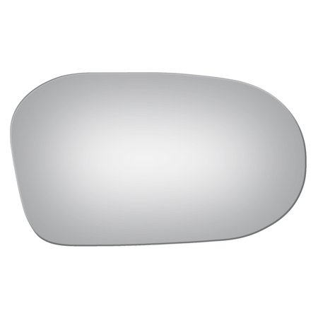 Toyota Tercel Replacement Driver (Burco 3174 Right Side Manual Replacement Mirror Glass for Toyota Paseo,)