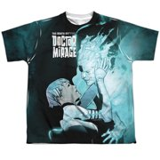 Doctor Mirage Connecting (Front Back Print) Big Boys Sublimation Shirt