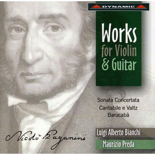 Works For Violin & Guitar 2