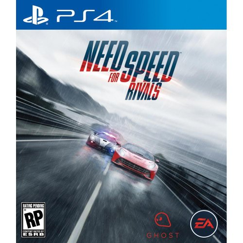 Need for Speed Rivals, EA, PlayStation 4, 014633730623