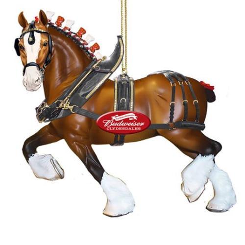 Budweiser Clydesdale Horse Ornament Walmart Com Walmart Com