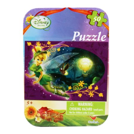 Disney's Tinker Bell in Peter Pan Costume Small Kids Puzzle (50pc)